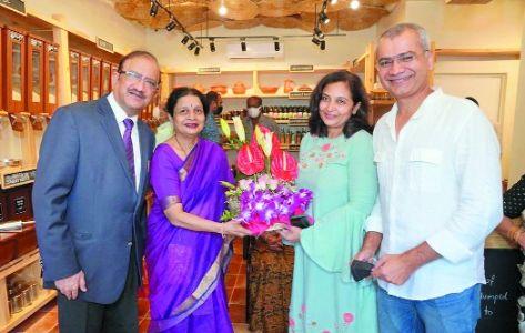 Adrish store opens at Shivaji Nagar