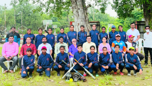 Six from Nagpur in Mah softball squads