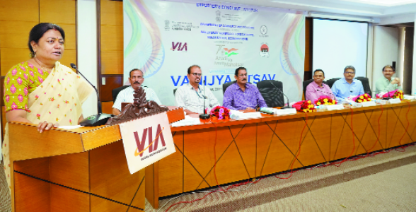 Exporters' Conclave highlights challenges impacting export from Vid
