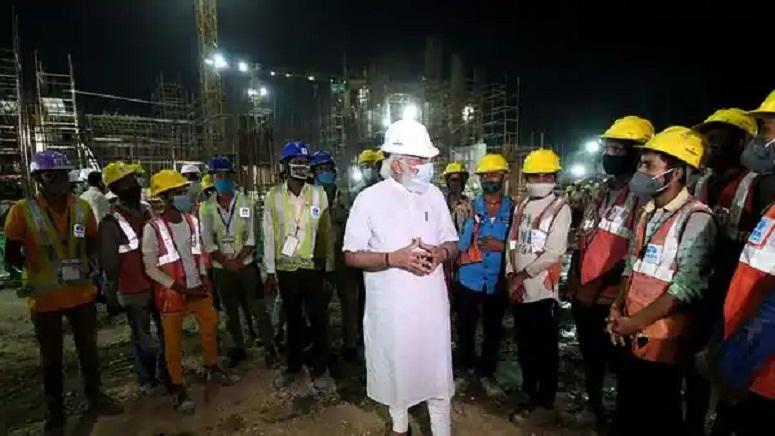 Modi The man Of inspirati