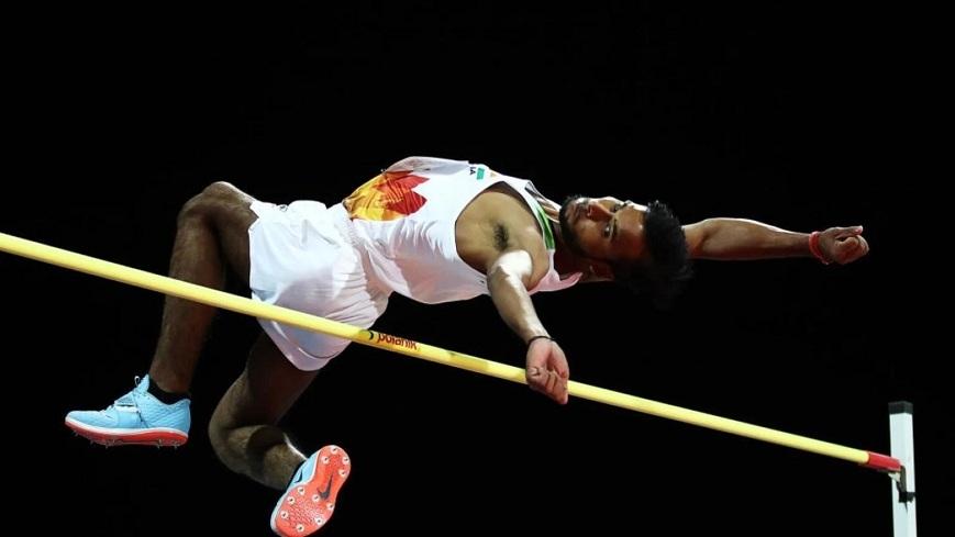 High jumper Praveen_1&nbs