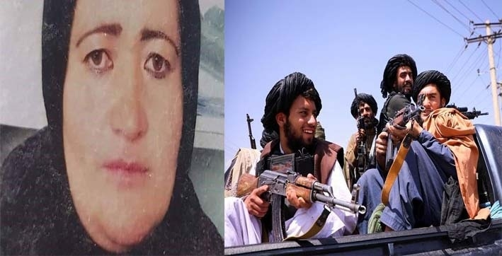 Taliban kill Afghan femal