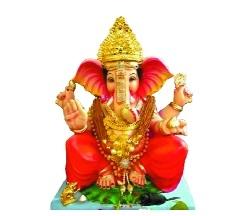 Ganapti idols_1&nbs